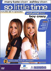 Mary-Kate And Ashley: So Little Time - Vol 2 on DVD
