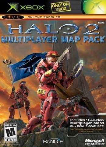 Halo 2 Multiplayer Expansion Pack for Xbox image