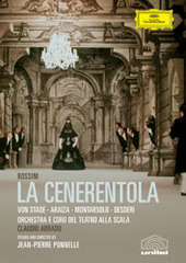 Rossini: La Cenerentola on DVD