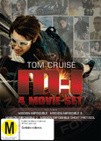 Mission Impossible Quadrilogy DVD