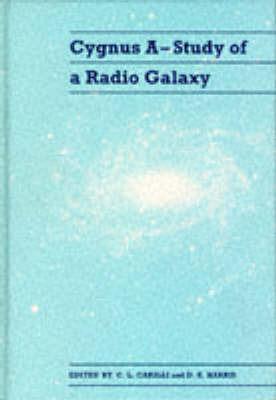 Cygnus A - Study of a Radio Galaxy