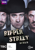 Ripper Street - Season 2 DVD