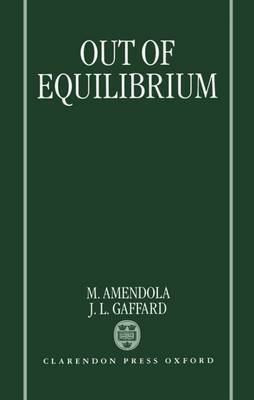 Out of Equilibrium by Mario Amendola