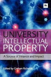 University Intellectual Property by Graham Richards