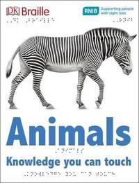 DK Braille Animals by DK