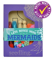 Seedling: Let's Make Mini Mermaids