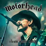 Clean Your Clock Double Coloured Vinyl - 180 grams - With gatefold /pop Art.Davon by Motorhead