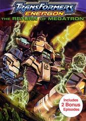 Transformers Energon - Vol 2: The Return Of Megatron on DVD