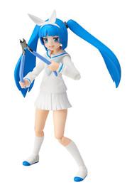 Figma Ultimate! Nipako-chan - Action Figure