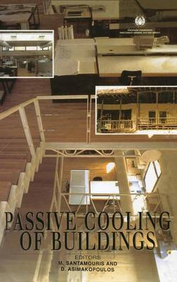Passive Cooling of Buildings by D. Asimakopoulos image