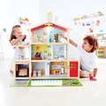 Hape: Doll Family Mansion - Wooden Doll House