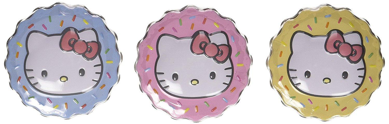 Hello Kitty Sweet Cupcakes Candy Tin RANDOM Color