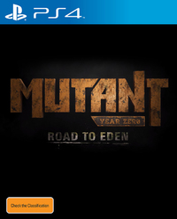 Mutant Year Zero: Road to Eden for PS4