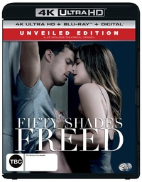 Fifty Shades Freed (4K UHD + Blu-ray) on UHD Blu-ray