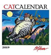 B.Kilban Cat 2019 Wall Calendar