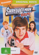 Shredderman Rules! on DVD