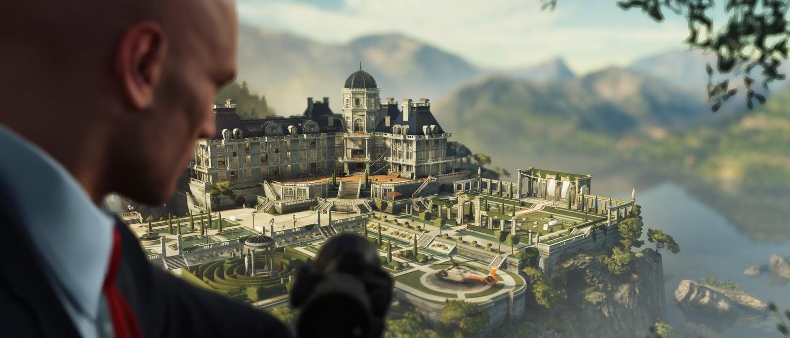 Hitman 2 for Xbox One image