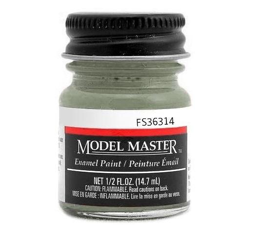 Testors: Enamel Paint - Flint Gray (Flat)