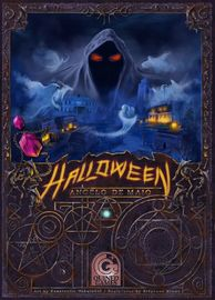 Halloween - The Ghostly Board Game