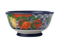 Maxwell & Williams: Positano Footed Bowl - Citrone (16cm)