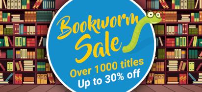 Bookworm Sale