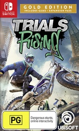 Trials Rising Gold Edition for Switch