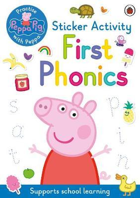 Peppa Pig: First Phonics by Peppa Pig