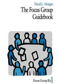 The Focus Group Guidebook by David L. Morgan image