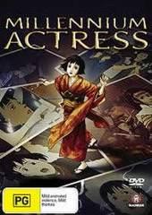 Millennium Actress on DVD