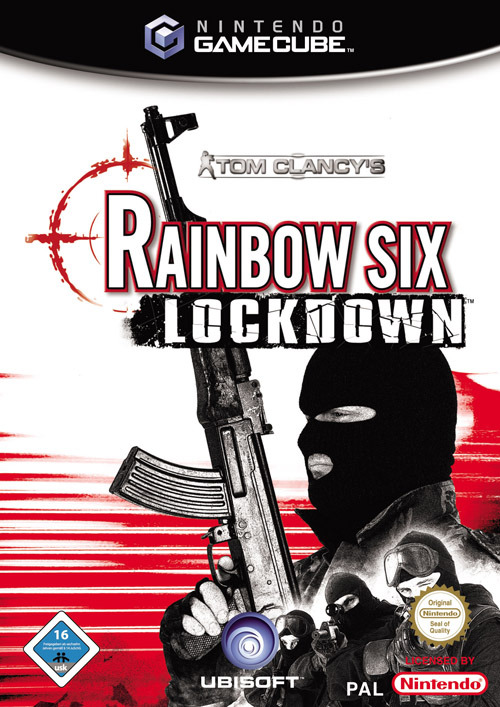 Tom Clancy's Rainbow Six: Lockdown for GameCube