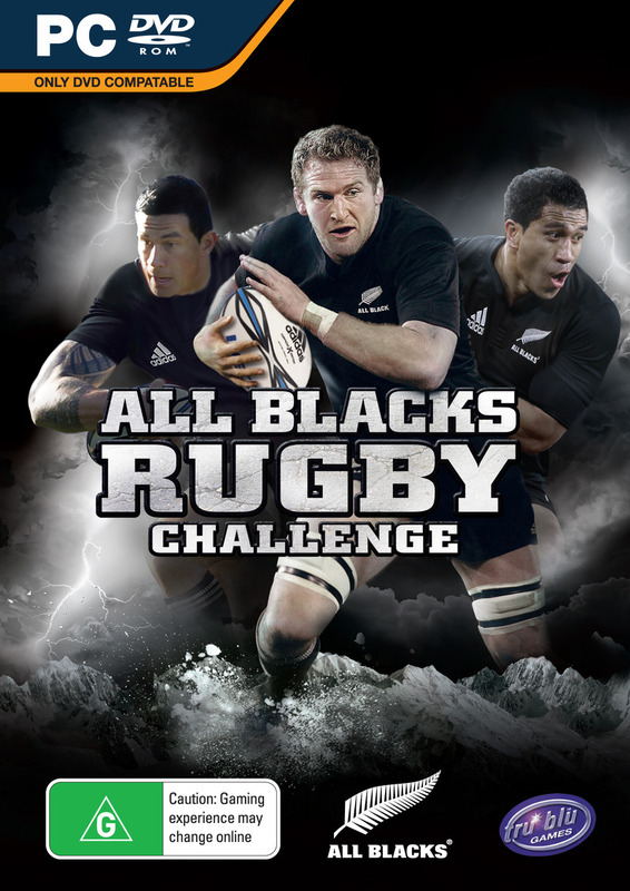 All Blacks Rugby Challenge for PC
