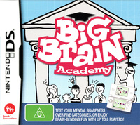 Big Brain Academy for DS image