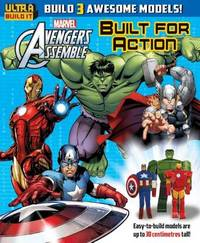 Marvel: Avengers Assemble Built for Action