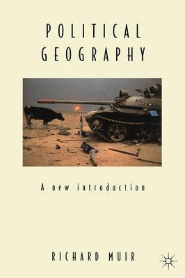 Political Geography by Richard Muir image