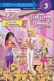 Too Many Puppies! by Mary Tillworth