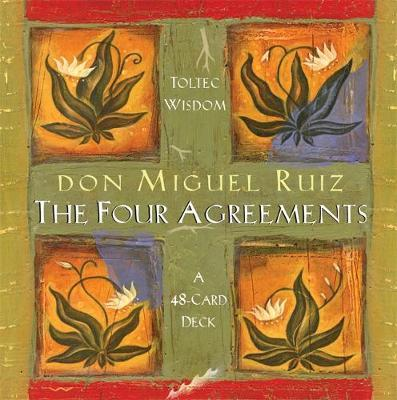 picture about The Four Agreements Printable identify 4 Agreements Playing cards Have on Miguel Ruiz E-book Inside-Inventory