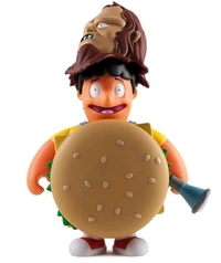 Bob's Burgers: Beefsquatch - Medium Figure