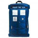 Dr Who: Tardis - Photo Rectangular Backpack