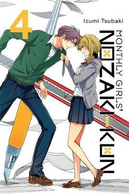 Monthly Girls' Nozaki-kun, Vol. 4 by Izumi Tsubaki