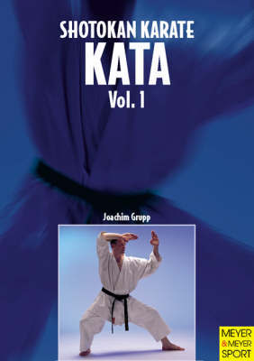 Shotokan Karate: v. 1 by Joachim Grupp image