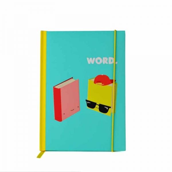 Notebook A5 - Word