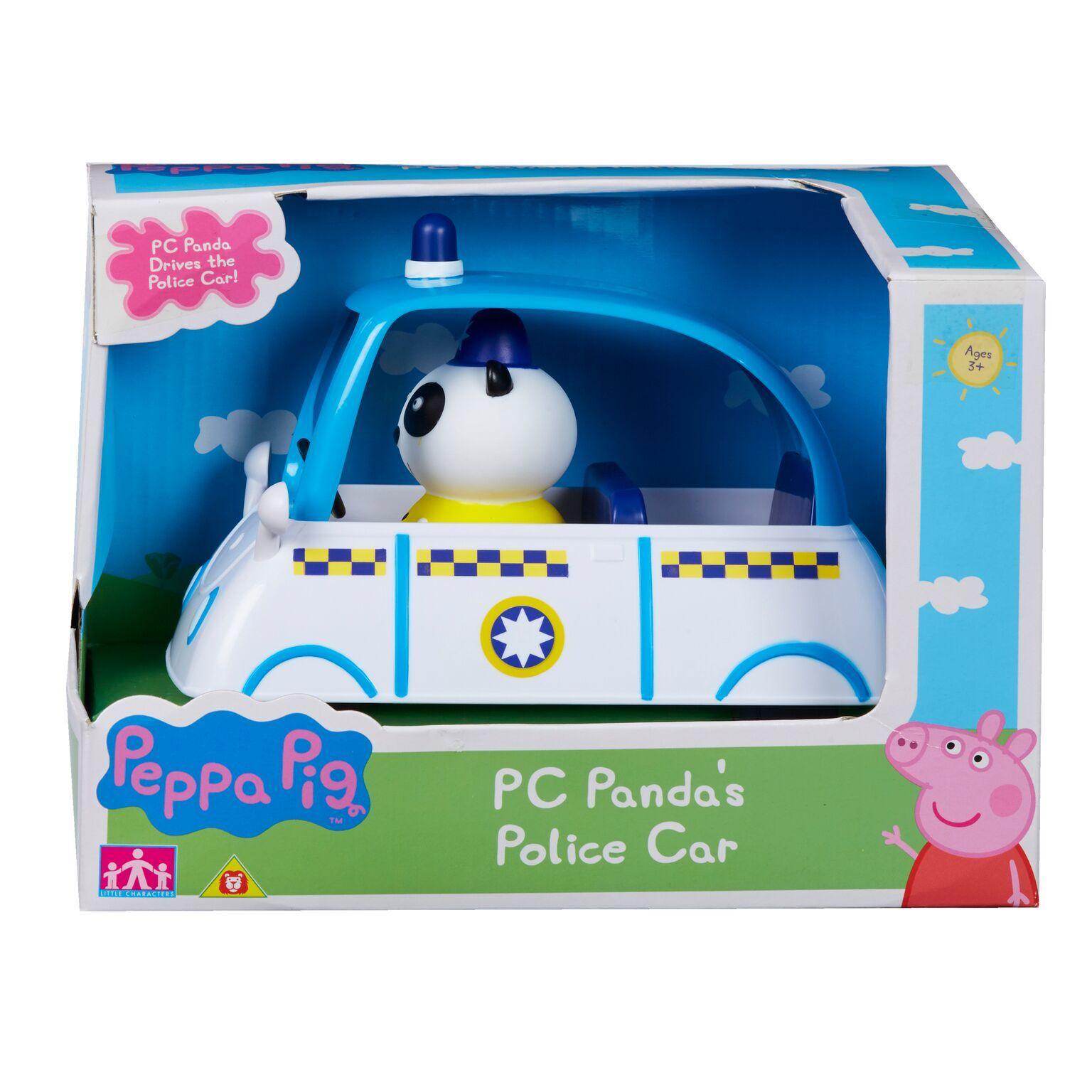 Peppa Pig: Vehicles - Police Car image