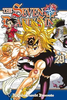 The Seven Deadly Sins 29 by Nakaba Suzuki image
