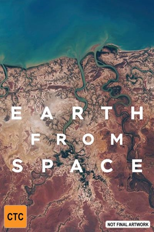 Earth From Space on Blu-ray