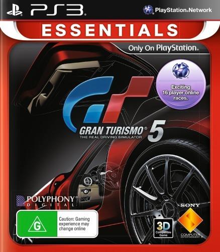 Gran Turismo 5 (PS3 Essentials) for PS3