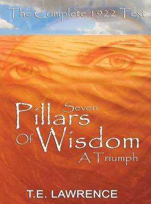 Seven Pillars of Wisdom by T.E. Lawrence image