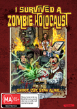 I Survived A Zombie Holocaust DVD