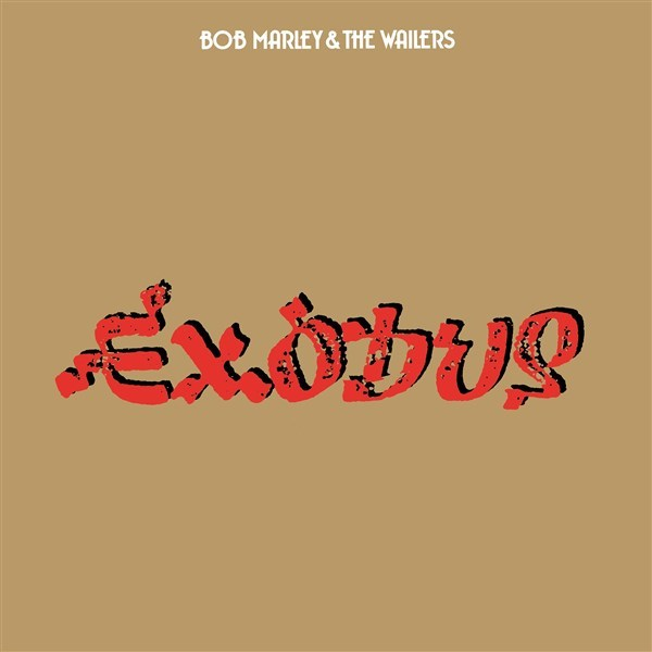 Exodus (LP) by Bob Marley & The Wailers