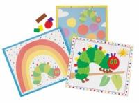 Eric Carle: Very Hungry Caterpillar Mosaics Set