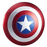 Marvel Legends: Captain America - Metal Shield Prop Replica
